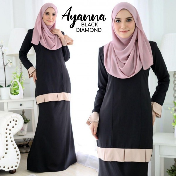 DS02 05 Ayanna - Black Diamond