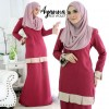 DS02 09 Ayanna - Red Violet