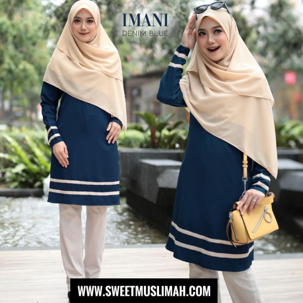 HD02 03 Imani - Denim Blue