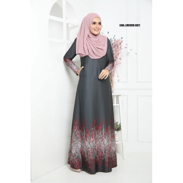 ME01 01 Aina - Anchor Grey