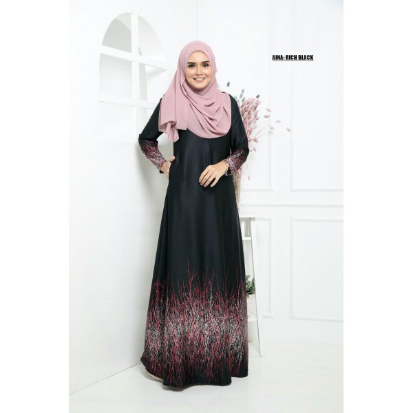 ME01 04 Aina - Rich Black