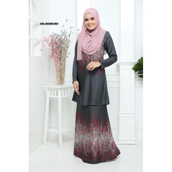 ME02 02 Aini - Anchor Grey