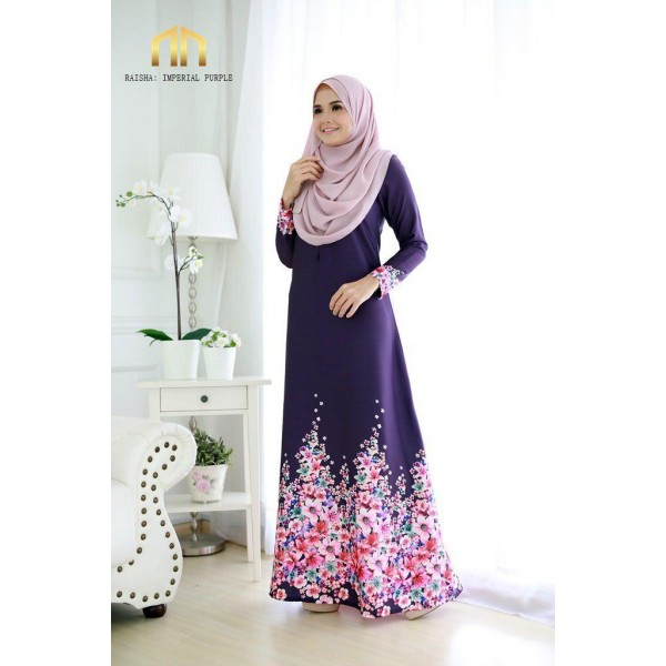 ME07 06 Raisha - Imperial Purple