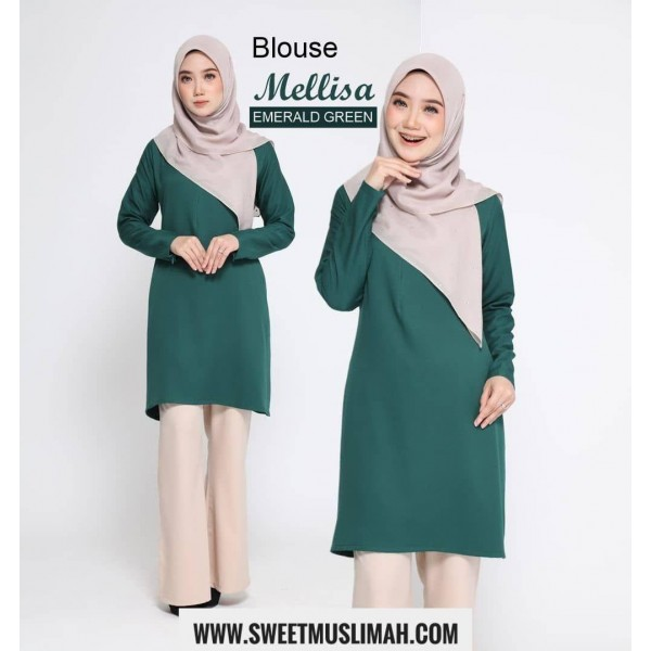 MM02 01 Mellisa - Emerald Green