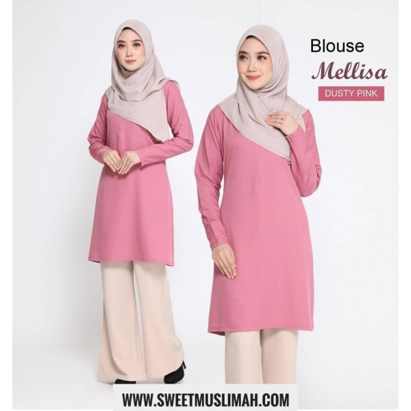 MM02 02 Mellisa - Dusty Pink